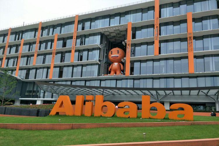 Perusahaan Teknologi Terbesar Di Dunia ALIBABA