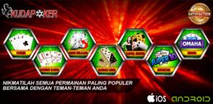 Situs Poker Terbaik di Indonesia