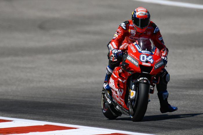 Andrea Dovizioso Dihantui Catatan Buruk Jerez