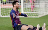 Kecurangan Messi Melawan Liverpool Ketika Mencetak Gol